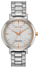 Load image into Gallery viewer, Ladies Stainless Steel Citizen Eco-Drive Watch