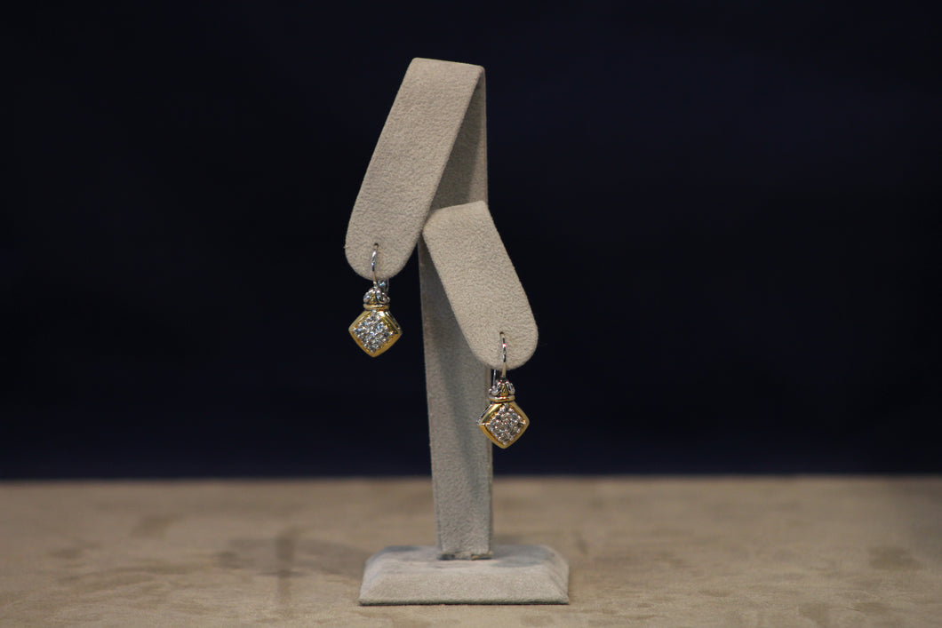 John Medeiros Anvil Collection Earrings