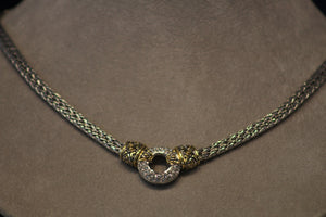 John Medeiros Antiqua Collection Necklace