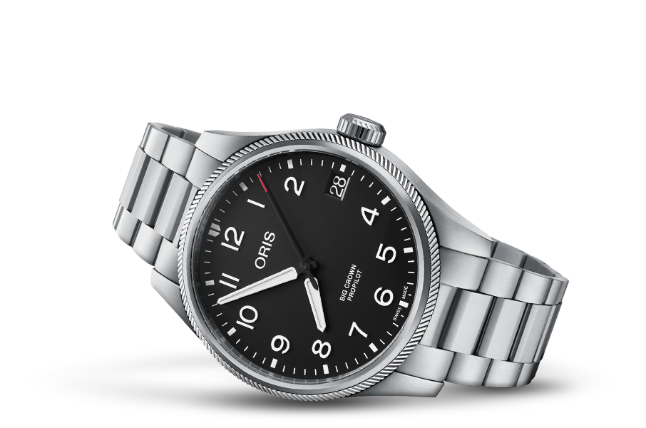 Oris Stainless Steel Big Crown Pro Pilot Big Date Watch (41 mm)