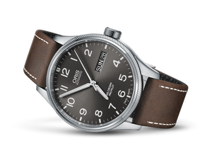 Oris Stainless Steel Aviation BC3 Watch (42mm)