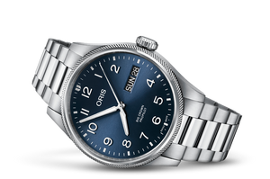 Oris Stainless Steel Big Crown Pro Pilot Day Date Watch (44 mm)