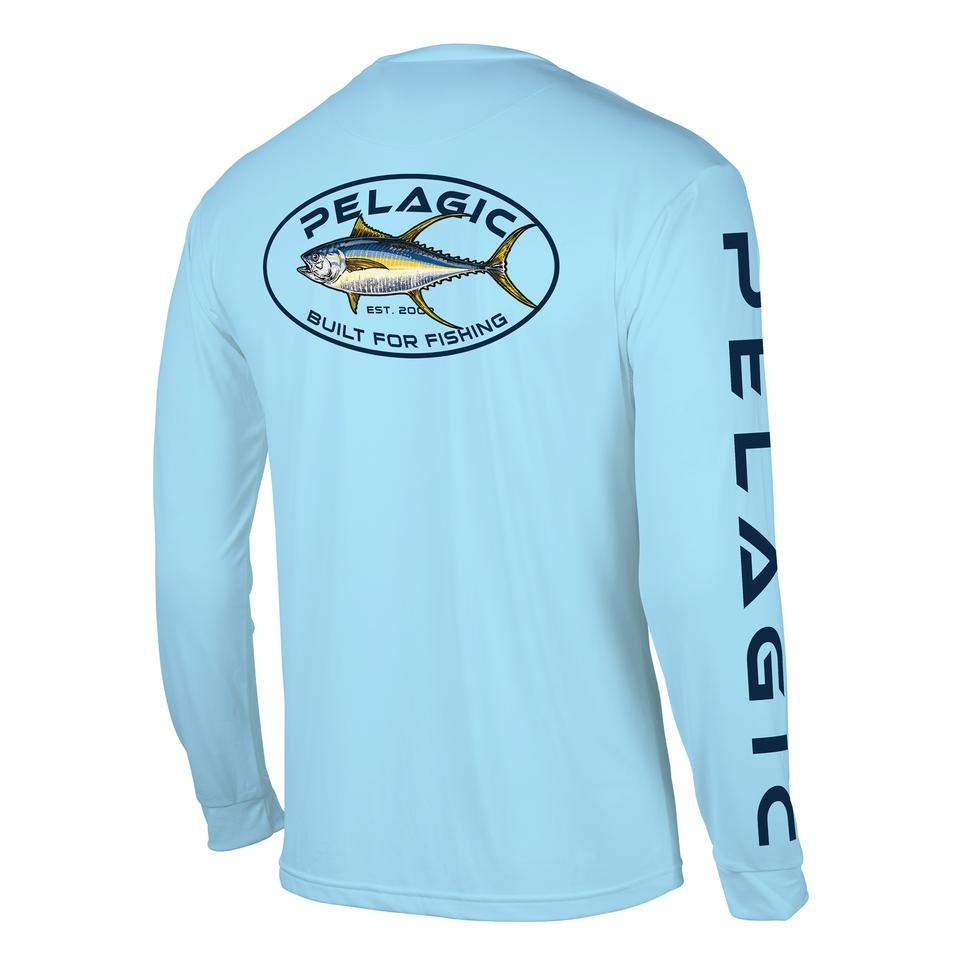 AQUATEK BUILT LONG SLEEVE FISHING SHIRT