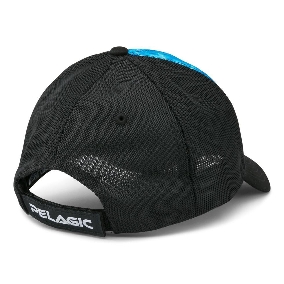 OFFSHORE CAP - BLUE DORADO HEX
