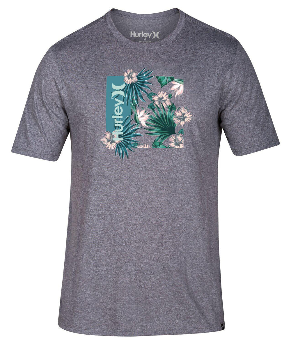 Men's T-Shirt Hurley Siro Floral Box