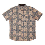 Kelp Chief Coral S/S Woven