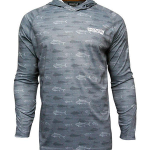 Men's Tuna & Co Wicked Dry & Cool Fishing Hoodie