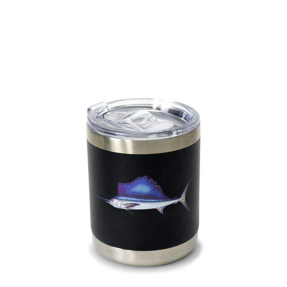 Pelagic Lowball- Sailfish 10oz