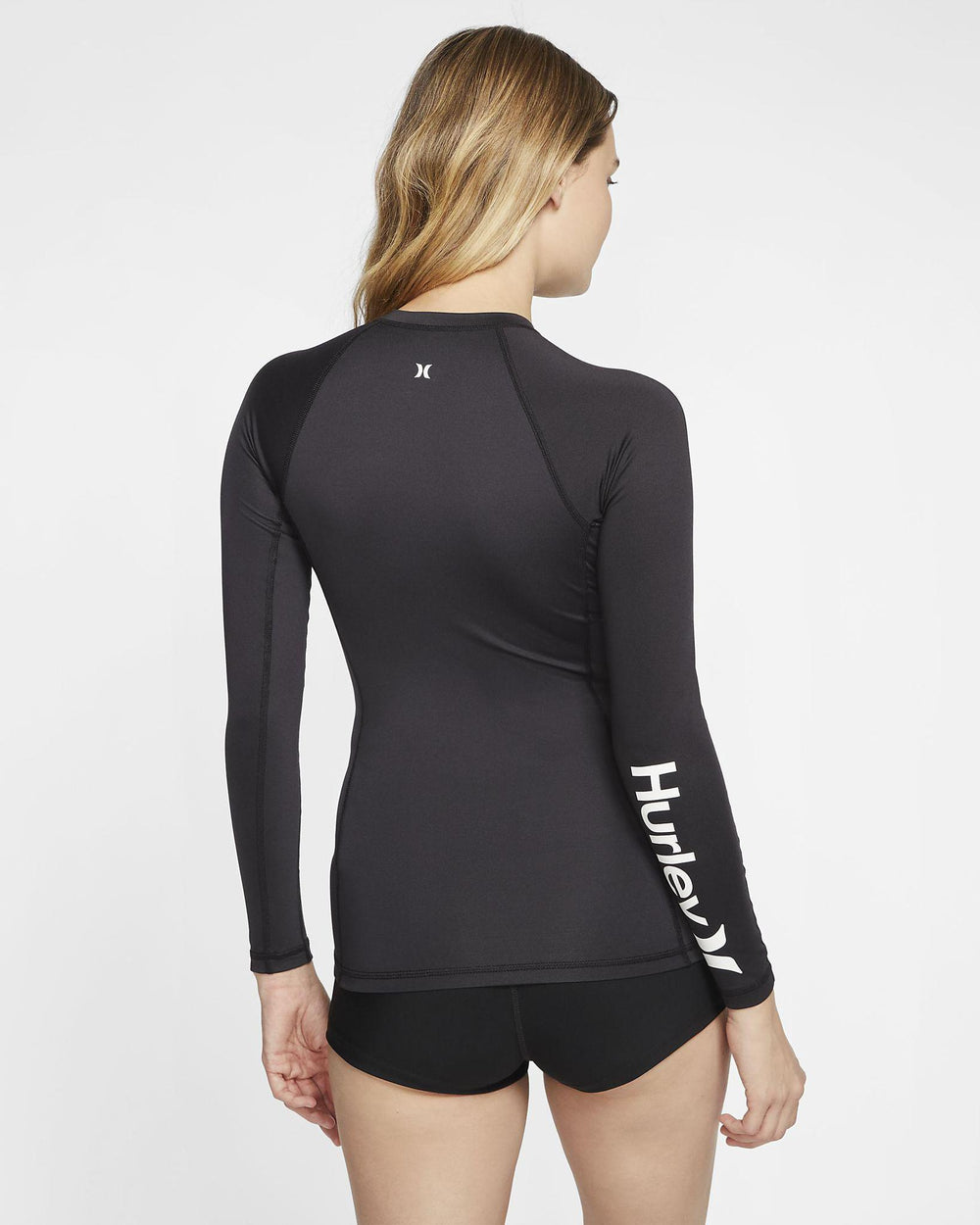 Women's Long-Sleeve Rashguard Hurley One And Only