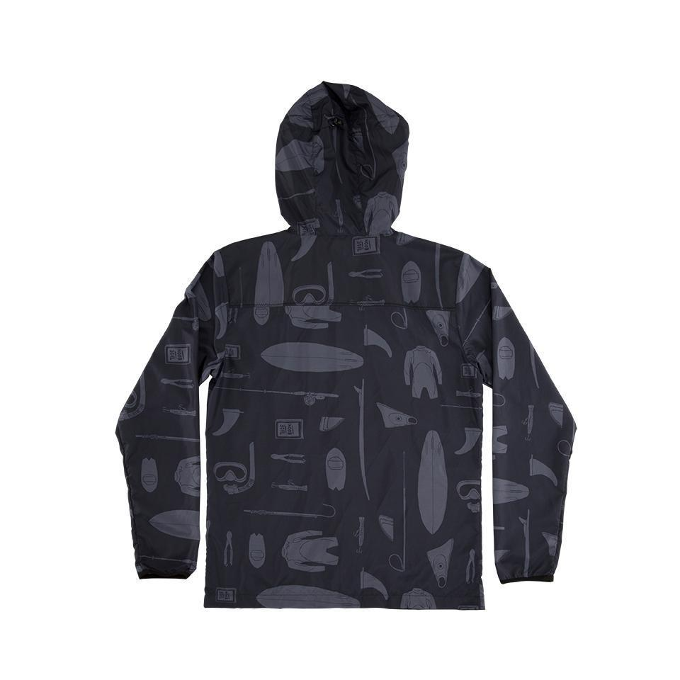 Salty Crew Breezer Jacket Dark Navy