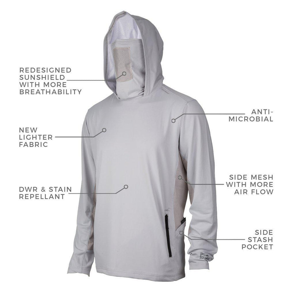 EXO-TECH 2.0 HOODED FISHING SHIRT