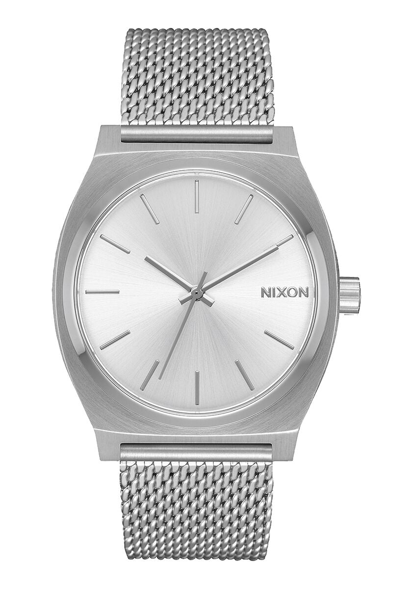 Time Teller Milanese Watch All Silver 37mm