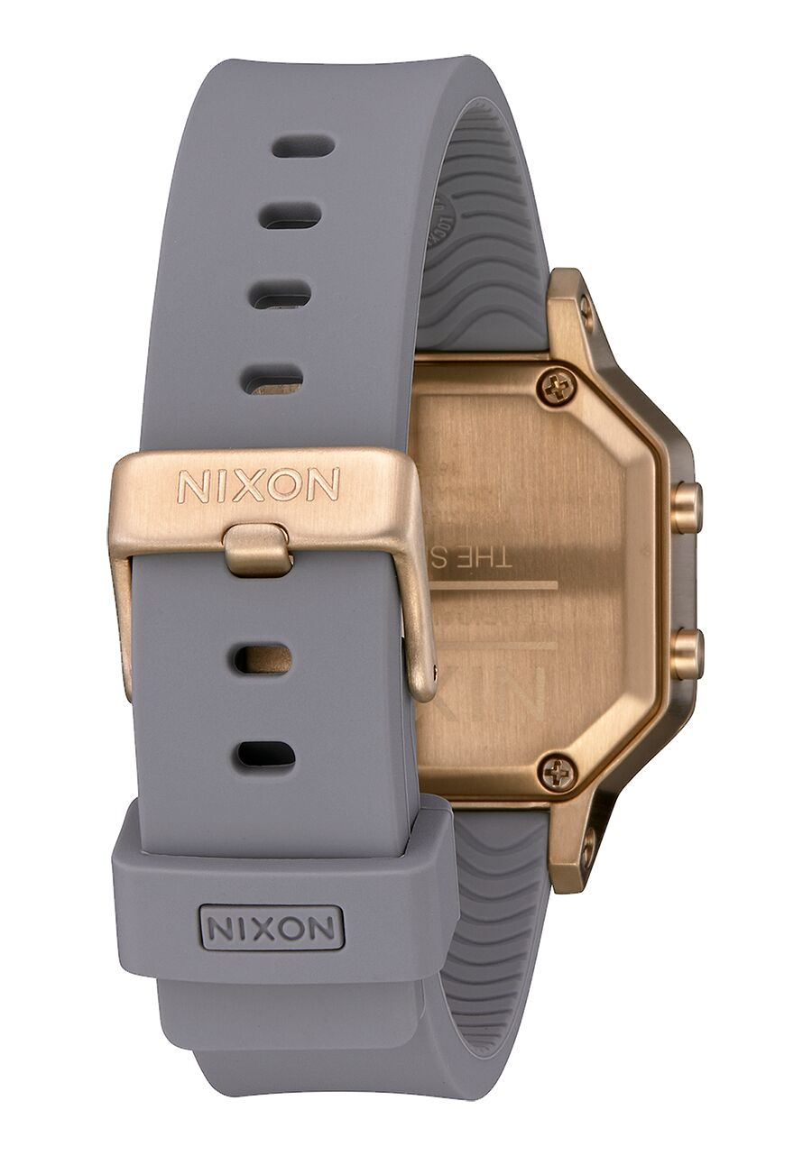 Siren SS , 36 mm Light Gold / Gray