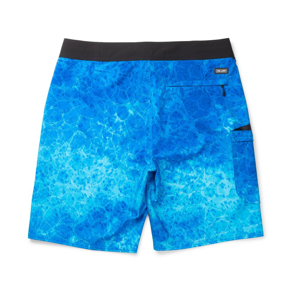 BLUE WATER FISHING SHORTS - YOUTH
