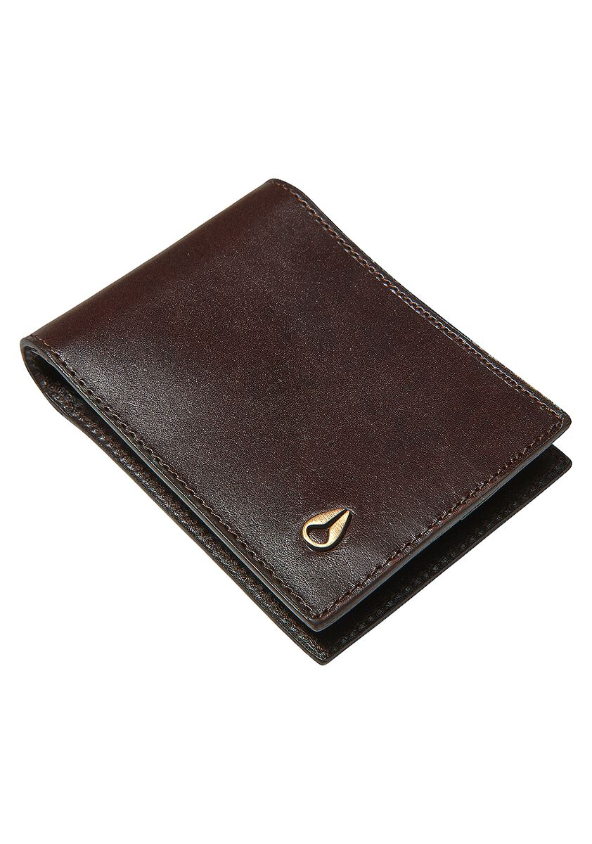 Rico Slim Card Wallet BROWN