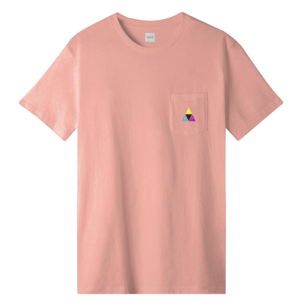 PRISM TRIPLE TRIANGLE POCKET T-SHIRT