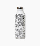 Peace & Shakas Mizu V8 27oz Insulated Bottle