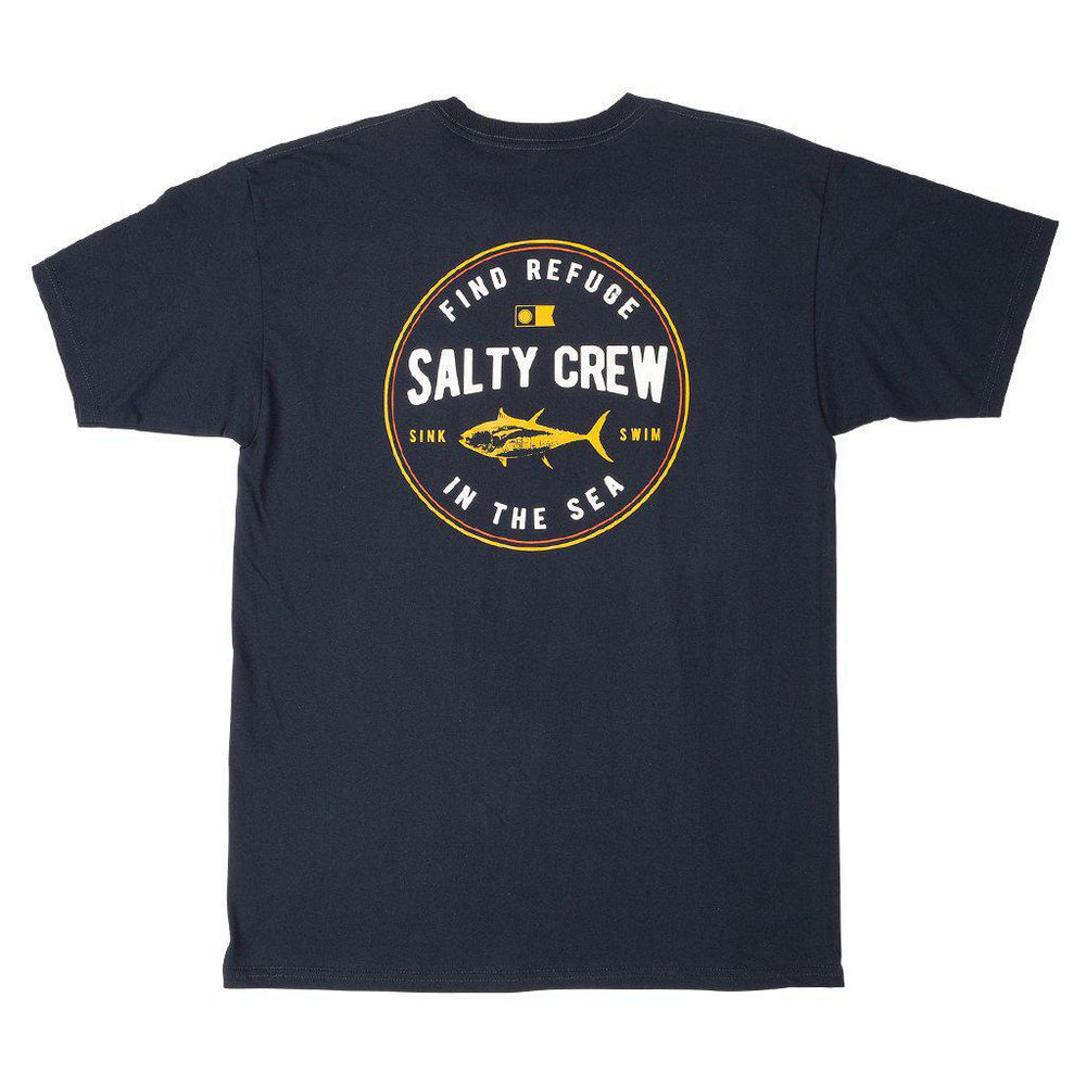 Harbor Navy S/S Tee