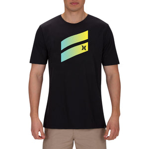 Men's T-Shirt Hurley Premium Icon Slash Gradient