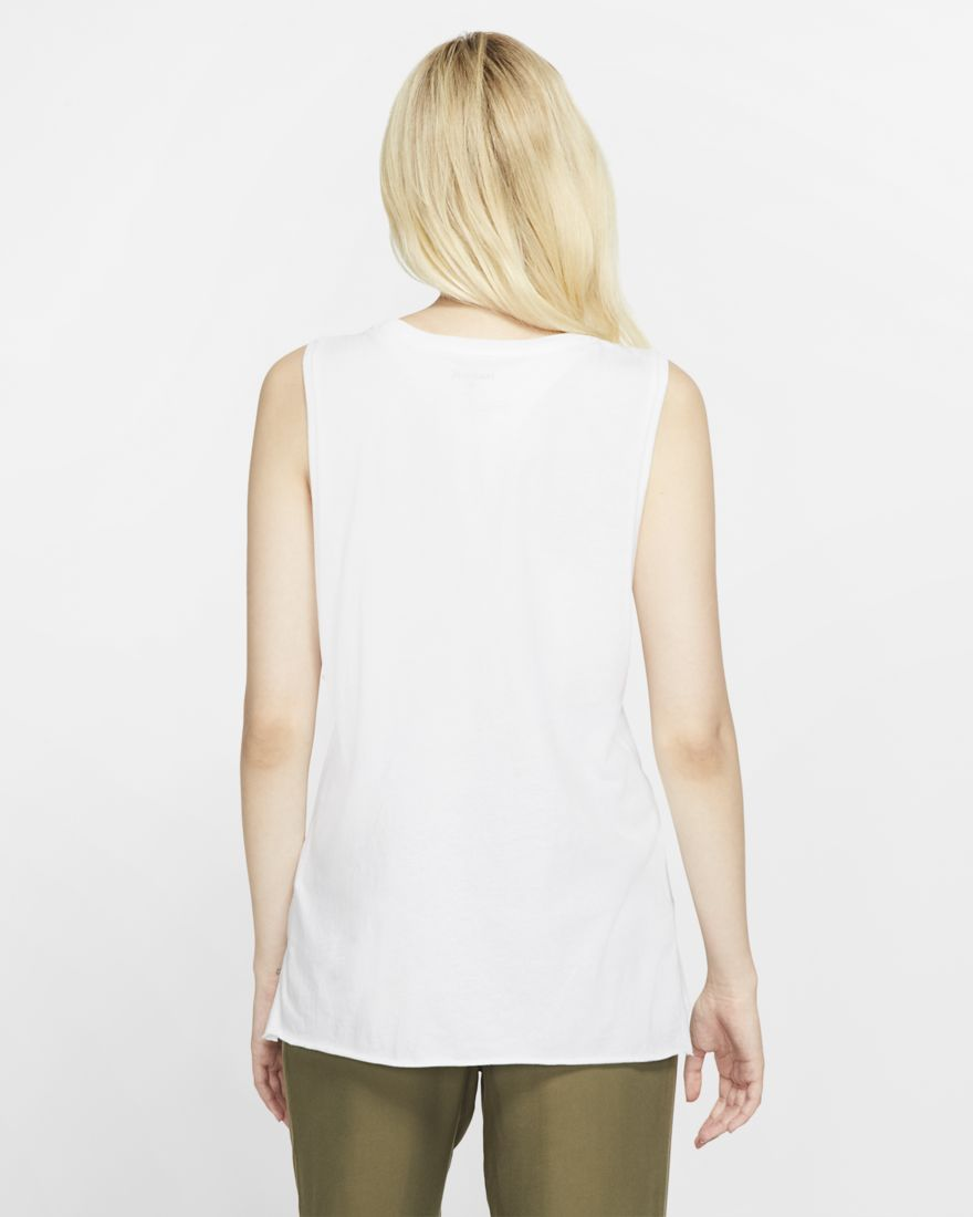 CLARK LITTLE BIKER TANK TOP