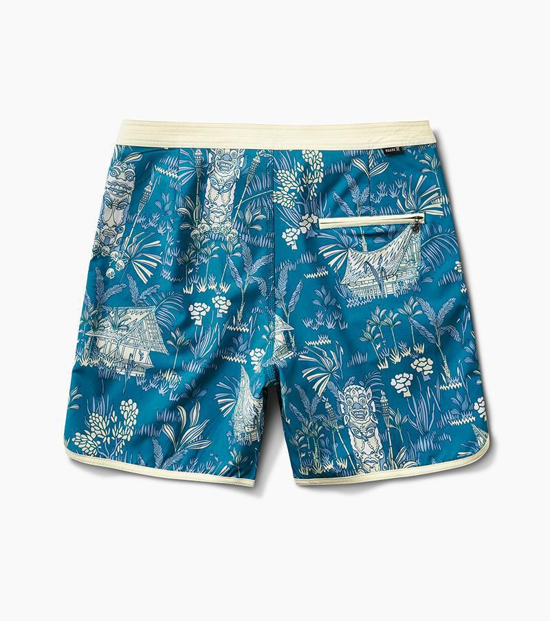 Chiller Joglo Boardshorts 17""