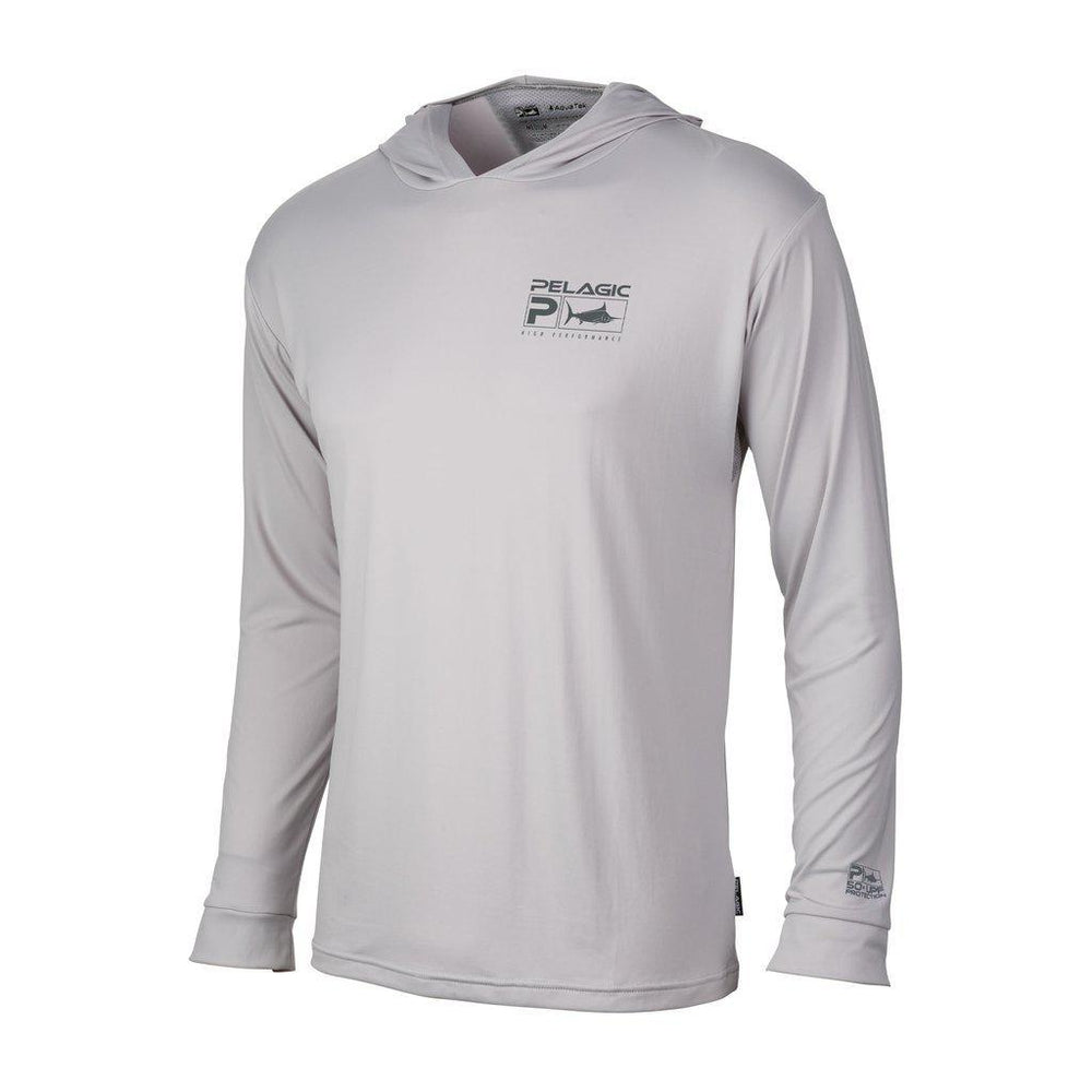 AQUATEK HOODED FISHING SHIRT - YOUTH