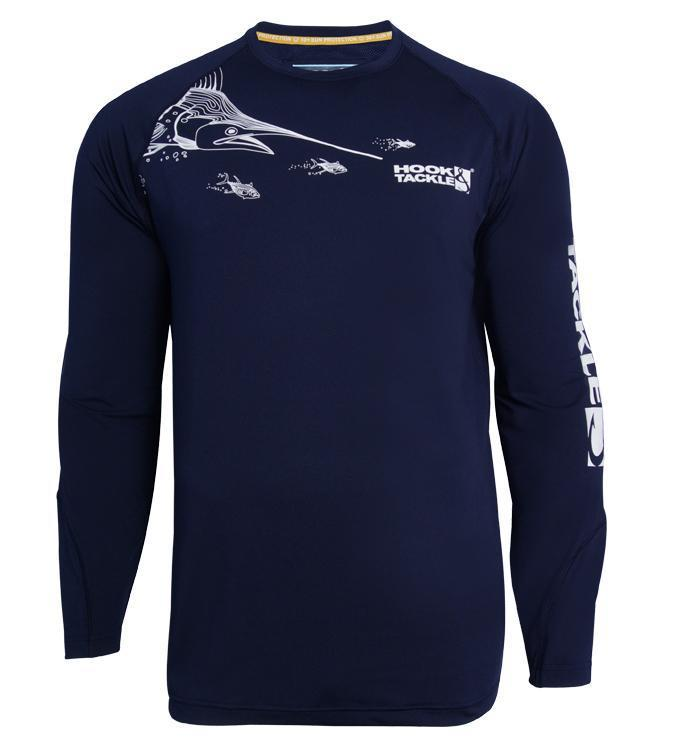 Men's Cool Winds Marlin Chase L/S Vented Fishing Shirt