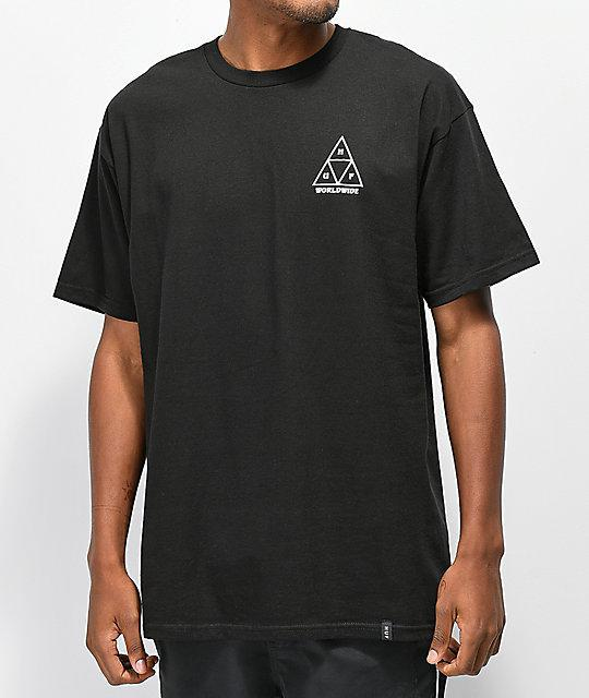 HUF ICE ROSE 3ANGLE TEE