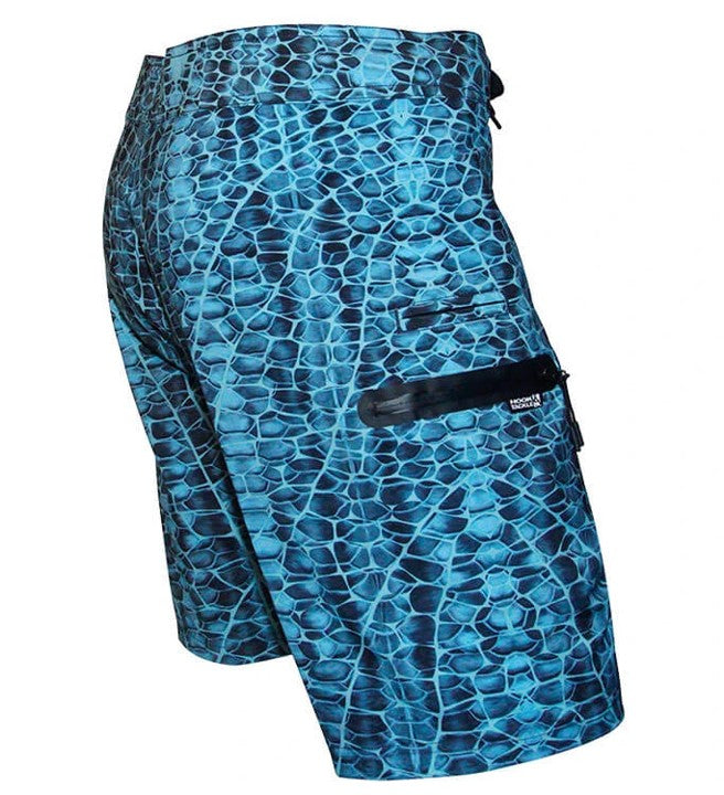 MEN'S HYDRASKIN 4-WAY STRETCH FISHING BOARDSHORT