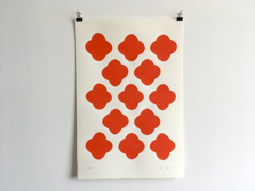 POPPIES - Limited Edition Screen Print