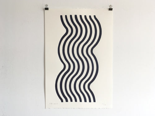 RIVER - Limited Edition Screen Print