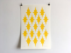 STARS - Limited Edition Screen Print