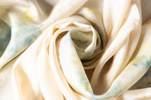 Load image into Gallery viewer, Silk Scarf  - Early Summer #1