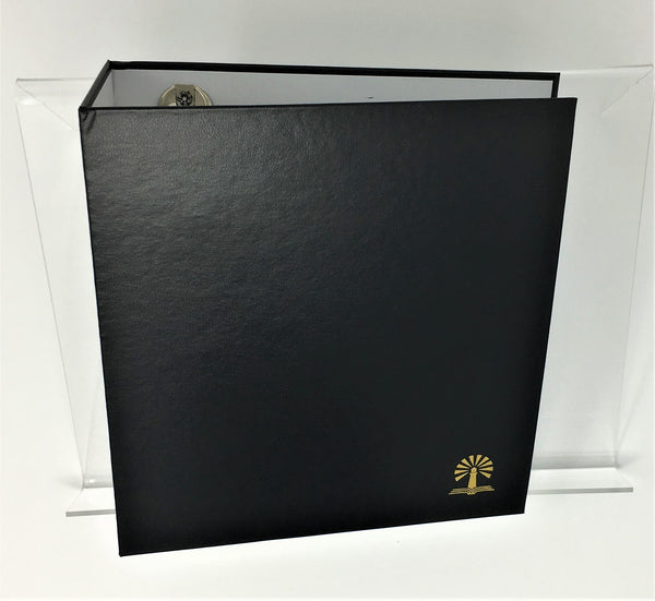 Blaze Storage Binder ~ Black