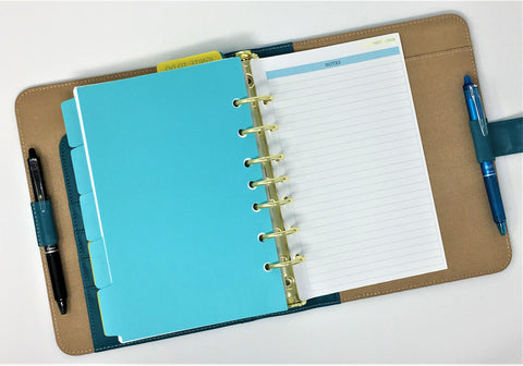 Refill - Misc - Blaze Deluxe Blank Notes