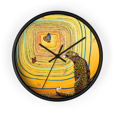 Hypnosis Wall Clock