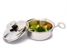 Load image into Gallery viewer, 1 Litre Saucepan & Cover - dinerite.com.au