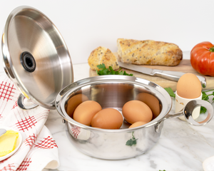 Getting Started Bundle (1 Litre Saucepan + Gourmet Pan) - dinerite.com.au