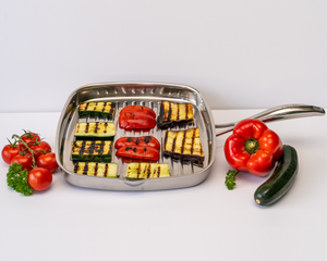 Getting Started Bundle (1 Litre Saucepan + Griddle Pan) - dinerite.com.au