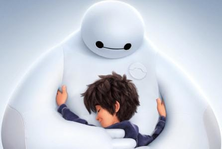 Big Hero 6: No. 1 Animated Movie Worldwide 2014