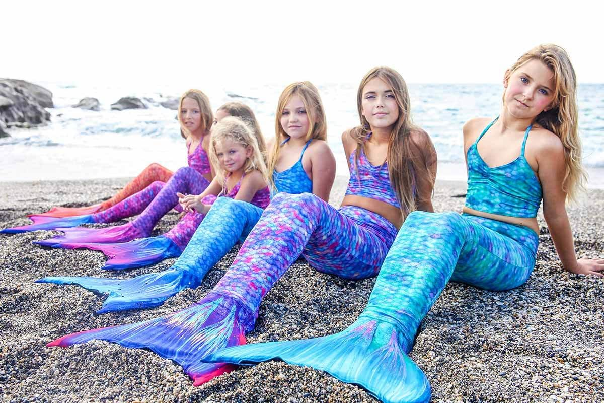 Mermaid Tails for Swimming Tips