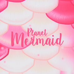 Chelsea Rose Pink Mermaid Tail  | MerPlanet Collection | Planet Mermaid