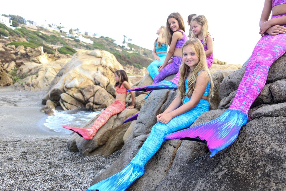 Mermaid Tails - Great Christmas Gift