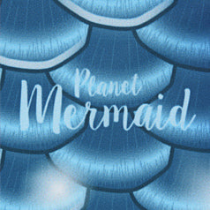 Kensington Bluebell Mermaid Tail  | MerPlanet Collection | Planet Mermaid