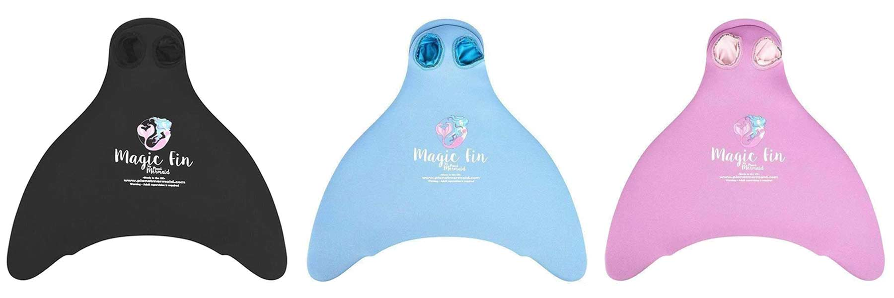 Magic Fin Monofins from Planet Mermaid UK