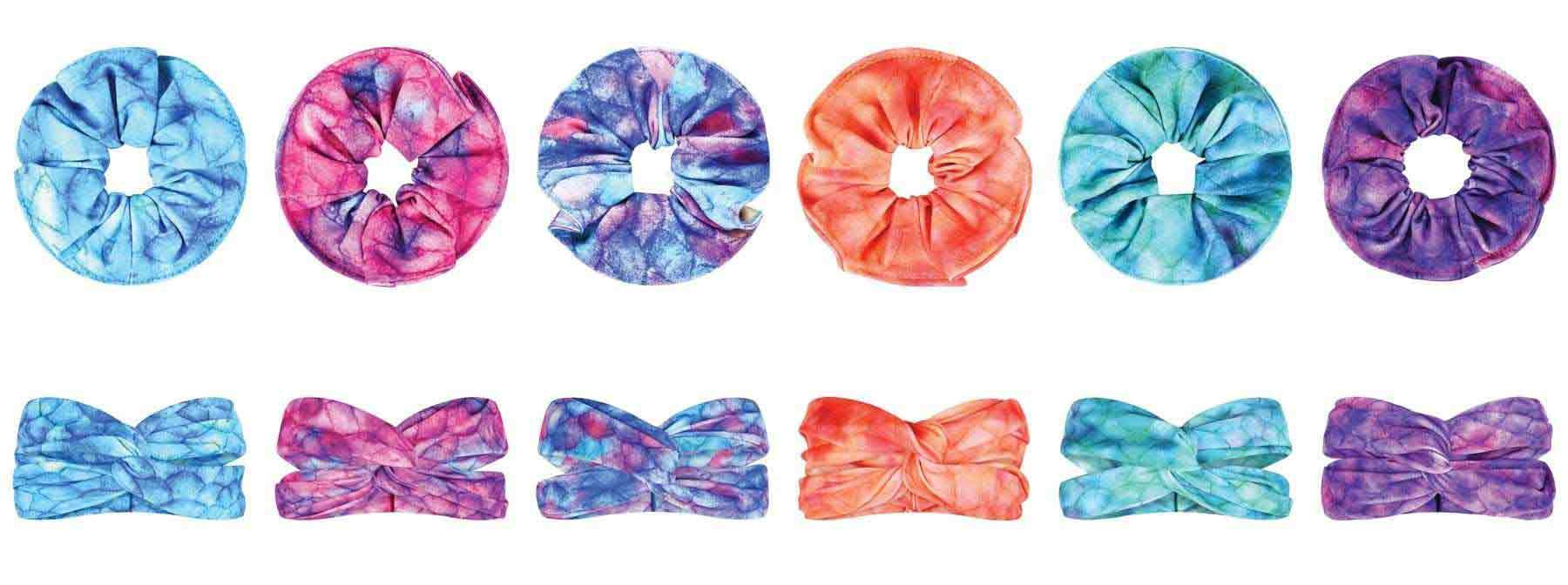 Mermaid Hair Accessories from Planet Mermaid