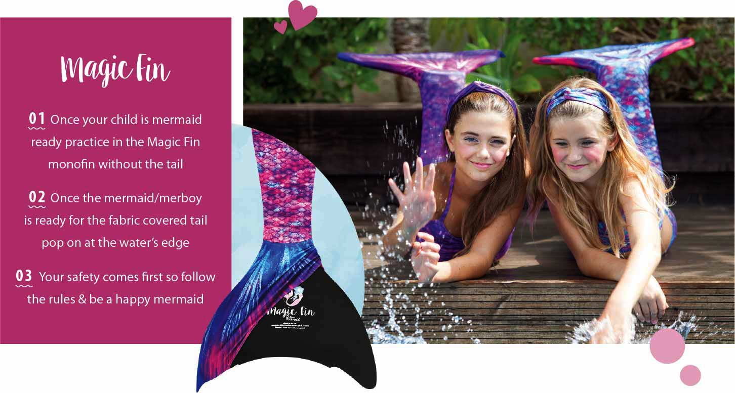 Magic Fin Monofin Safety Guide for Real Mermaids UK - Safe Mermaiding Experiences