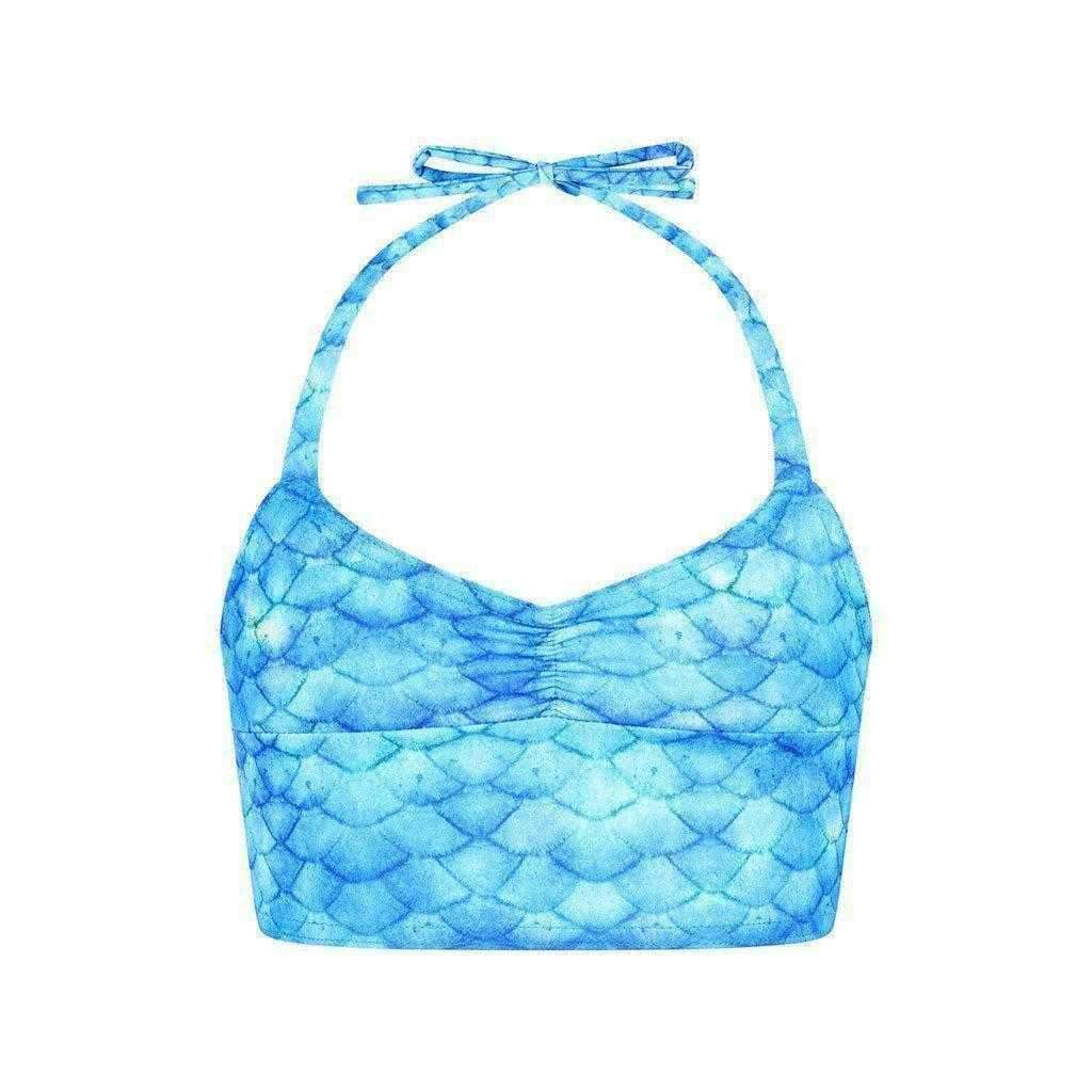 Frozen Aqua Tankini - Mermaids Tail UK