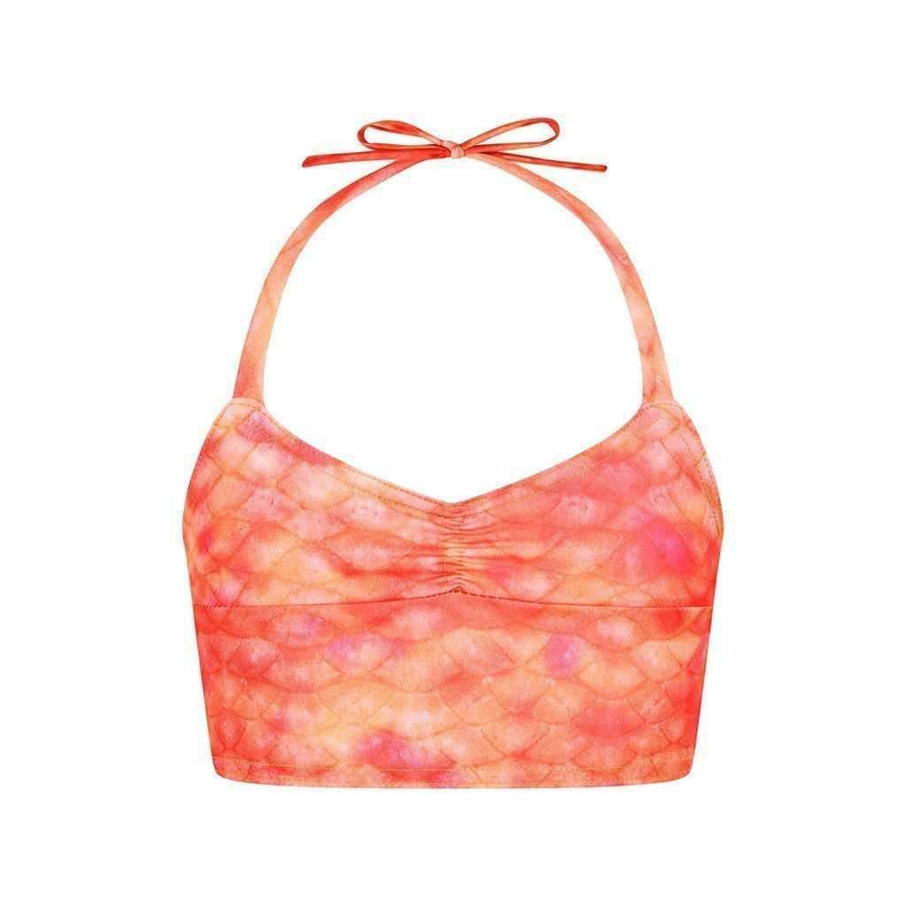 Sunset Splash Tankini - Mermaids Tail UK