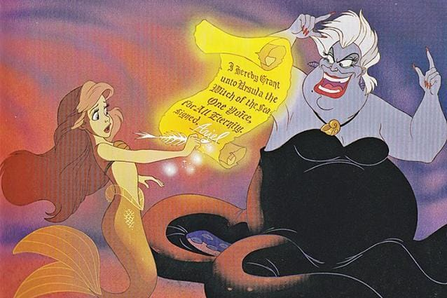 The Little Mermaid Contract